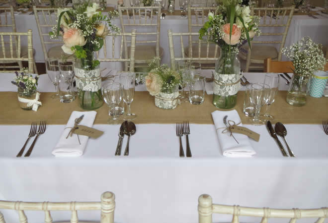 Find The Perfect Setting For Your Wedding: The Perfect Wedding Venue At The Garden Barn In Suffolk On